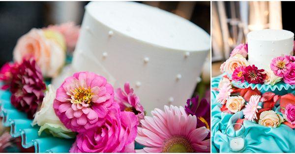 Wedding catering cake